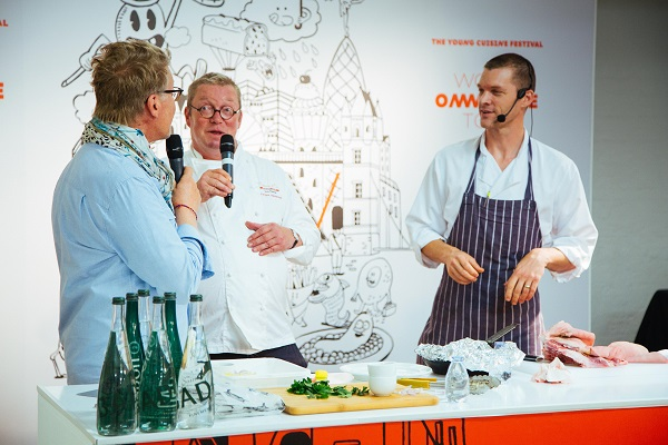 Omnivore comes to the Old Truman Brewery in October 1