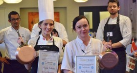 Sundial Chef Crowned Best in Europe