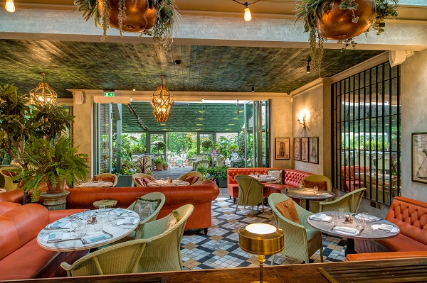 The Ivy Chelsea Garden Launches Private Room 5 Part 70