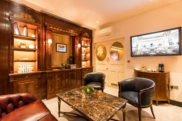 The Savoy opens The Landing, a new Private VIP Lounge for event clients