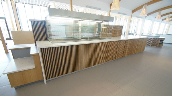 A patriotic project for C&C Catering Equipment at NMA