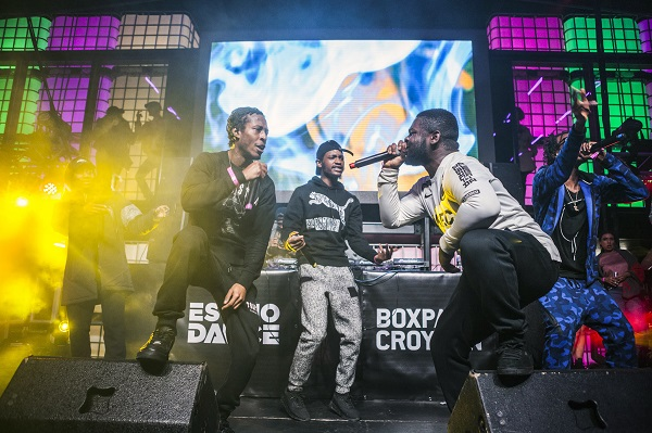 Boxpark Croydon officially opens today following a two-day opening festival 2