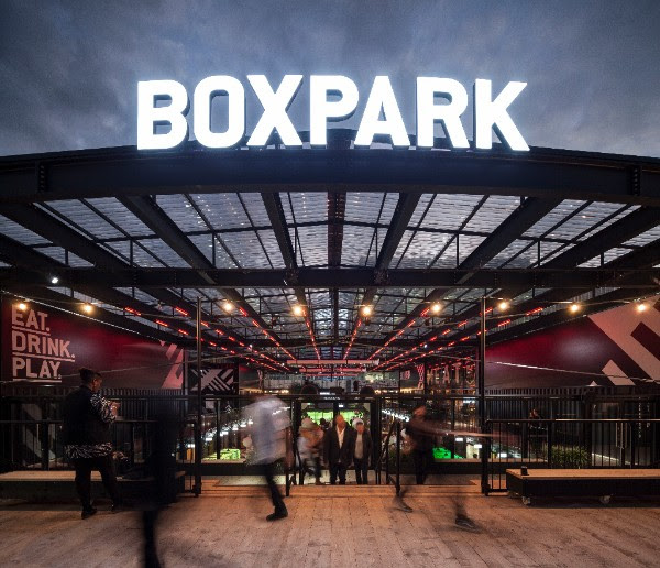 Boxpark Croydon officially opens today following a two-day opening festival 3