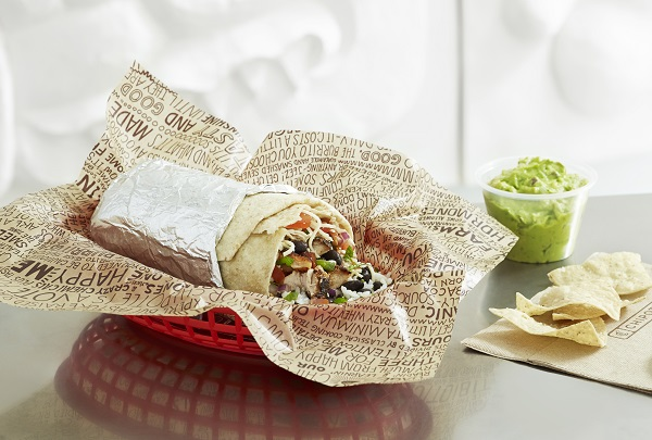 Chipotle's spooky 'boo-rito' fundraiser returns this Halloween