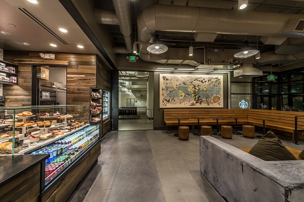 Five Starbucks Store Designs Inspired By History