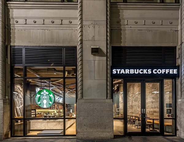 Five Starbucks Store Designs Inspired by History ...