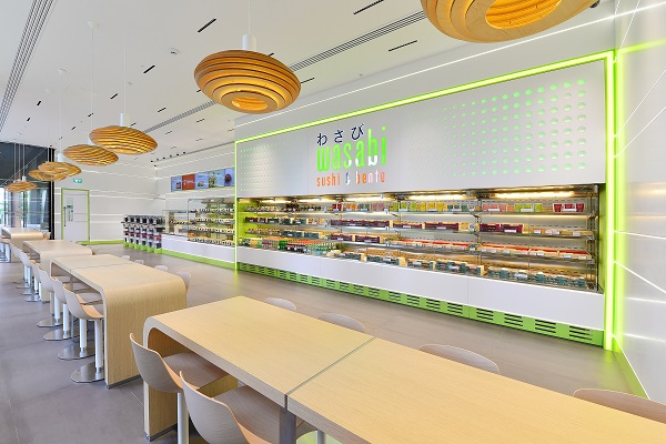 HSBC serves up £25m of funding for Wasabi Sushi and bento 2