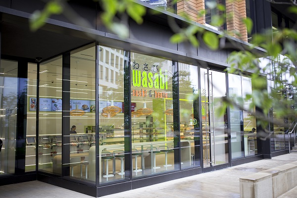 HSBC serves up £25m of funding for Wasabi Sushi and bento