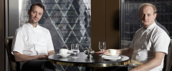Jason Atherton to launch Temple & Sons restaurant in the City
