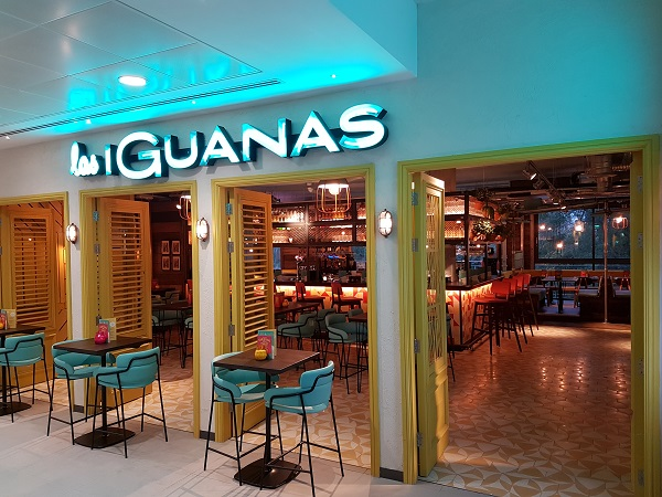 Las Iguanas brings sizzling south American charm and cheer to Chelmsford
