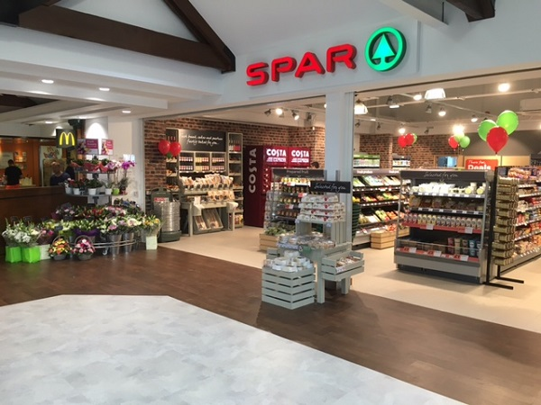 New SPAR store opens at Clacket Lane Motorway Service Area 2