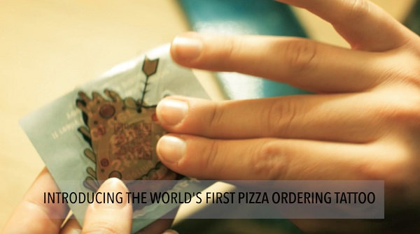 how to order pizza hut