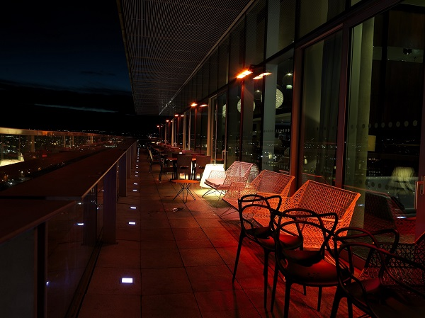 Refurb takes the Sky Lounge at DoubleTree by Hilton Leeds to new heights 2