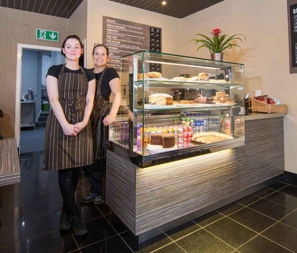 New High Street Coffee Shop Receives Complete Fit Out From