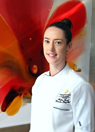 Shangri-La Hotel, at The Shard, London appoints Heather Kaniuk as Executive Pastry Chef