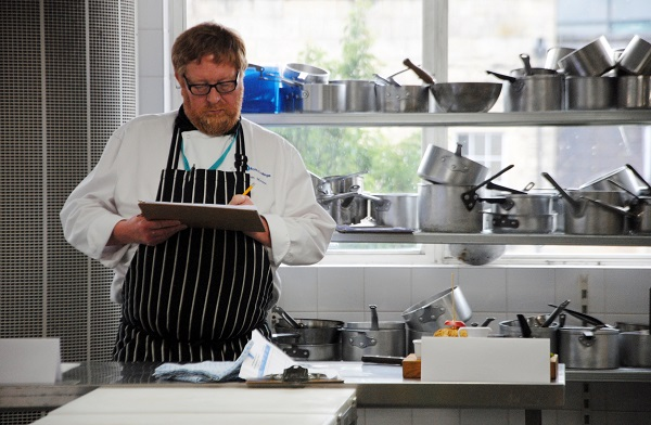 Six-course gourmet dinner and surprise retirement party at Bath College 2