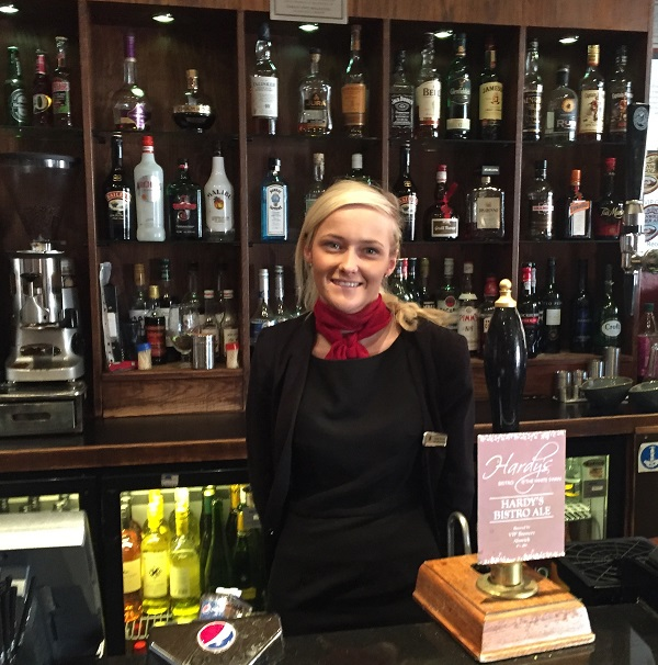 The White Swan welcomes new Food and Beverage manager