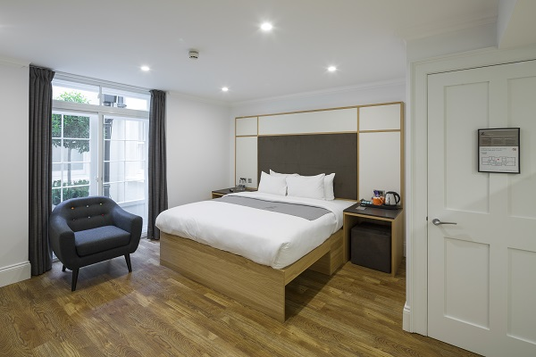 Z Hotels transforms townhouses into sixth London hotel 2