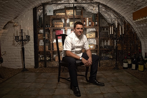 Chef James Durrant to open The Game Bird at The Stafford London
