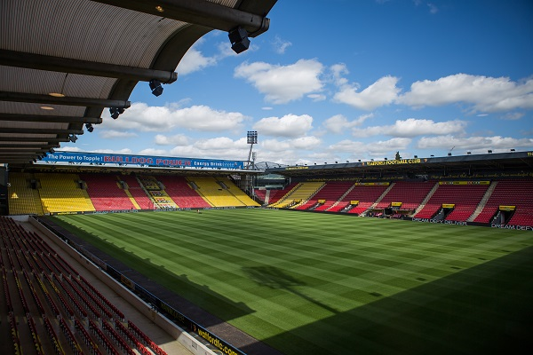F3 Wins Watford Fc Contract Hospitality Amp Catering News