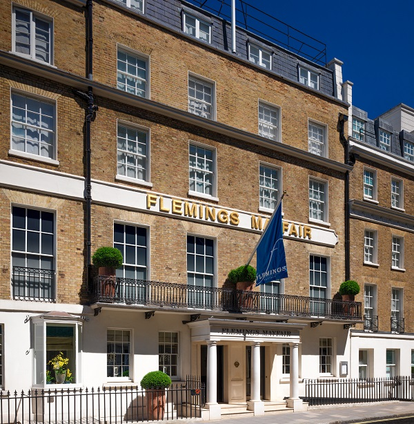 Flemings mayfair wins best luxury city hotel in uk for Top luxury hotels uk