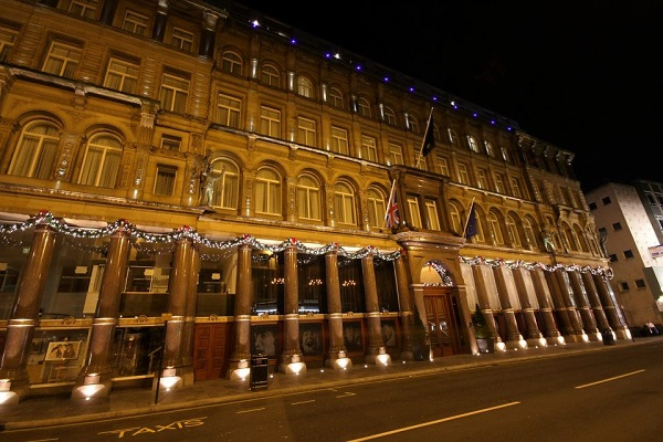 Hard Days Night Hotel provides the ultimate Christmas shopping break