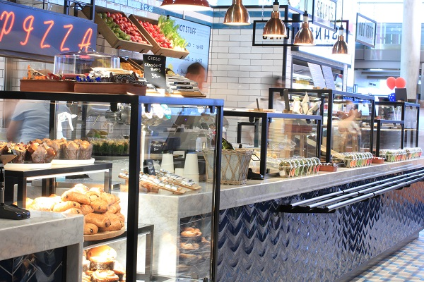 Jamie's Deli among brands opening at Avinor Oslo Airport 2