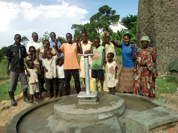 KUDOS helps provide clean drinking water to village in ...