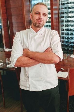 Pawel Motzek, Head Chef , Docklands Bar & Grill (Crowne Plaza London - Docklands hotel)