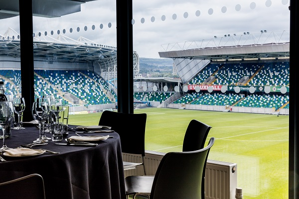 Sodexo strikes five-year deal at the National Football Stadium at Windsor Park 3