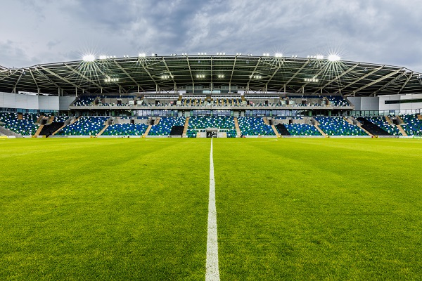 Sodexo strikes five-year deal at the National Football Stadium at Windsor Park 5