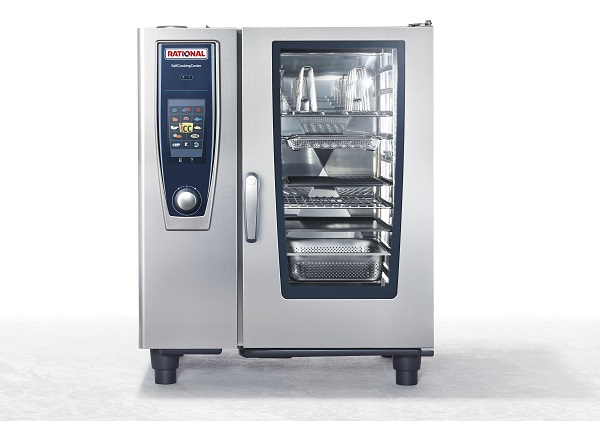 The Great Hospitality Show 2017 - Rational presents the new generation SelfCookingCenter combi oven
