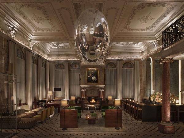 Apres Ski Lodge London Edition Hotel