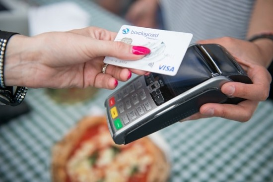 Contactless spending increases 166 per cent in 2016, shows new research from Barclaycard