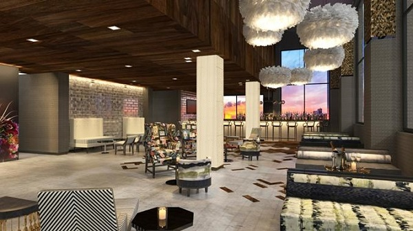 DoubleTree by Hilton Hotel - Opens in Manhattan's Times Square 3