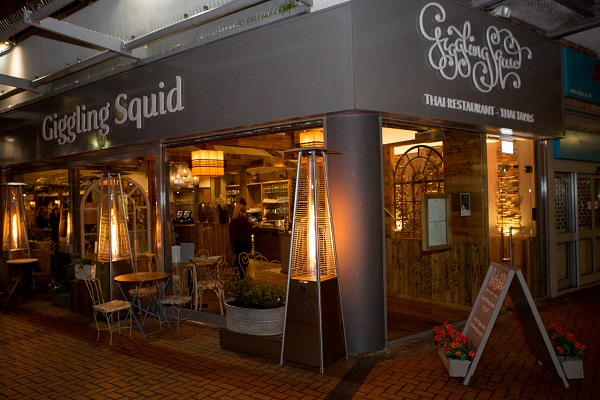 Giggling Squid to bring the flavours of Thailand to Wokingham 4