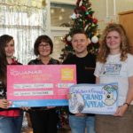 Las Iguanas and The Entertainer raise over £30,000 for local kids charities