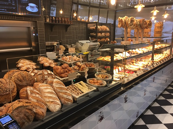 Say bonjour to PAUL New bakery now open in Earls Court