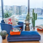 Abigail Ahern takes over the Debenhams designer apartment at Cheval Three Quays