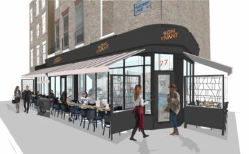 Bon Vivant Opens in Bloomsbury