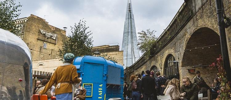 London S Latest Foodie Hub Requires Super Slick Epos
