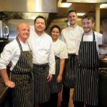 Paul Spruce's up Carlton Kitchen