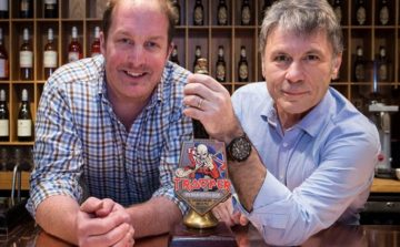 Robinsons and Iron Maiden brew up new look for Trooper Beer