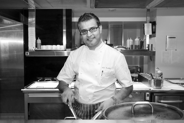 Twice Michelin starred chef Atul Kochhar introduces his ...