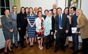 BaxterStorey rewards Leadership Academy graduates