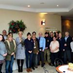 Hotel holds coffee morning for wives and girlfriends of local army veterans