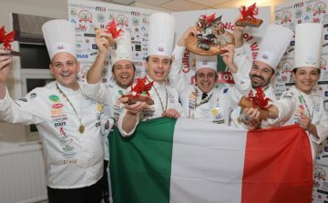 Italy's chefs triumph in the Battle for the Dragon contest