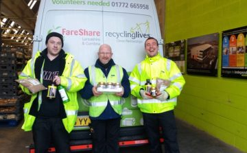 La Tasca donates over 2,181 meals to charity