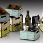 New from Artis: stackable boxes for your tabletop