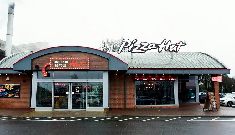 Pizza Hut Restaurants Unveils Major Refurbishment For